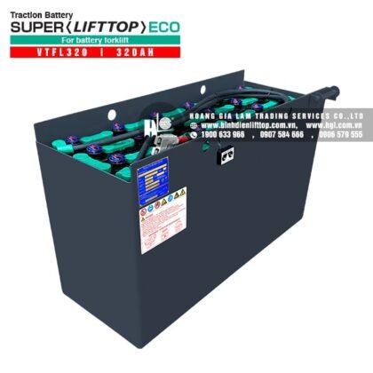 Bình điện xe nâng LIFTTOP 48V-320Ah VTFL320