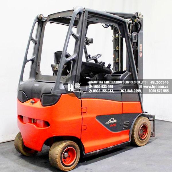 Xe nâng LINDE E20H-01/600 (HGL200346)