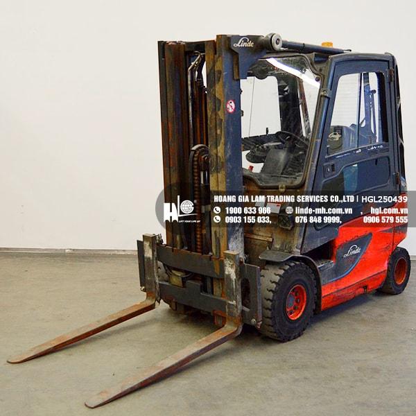 Xe nâng LINDE E25-01 (HGL250439)