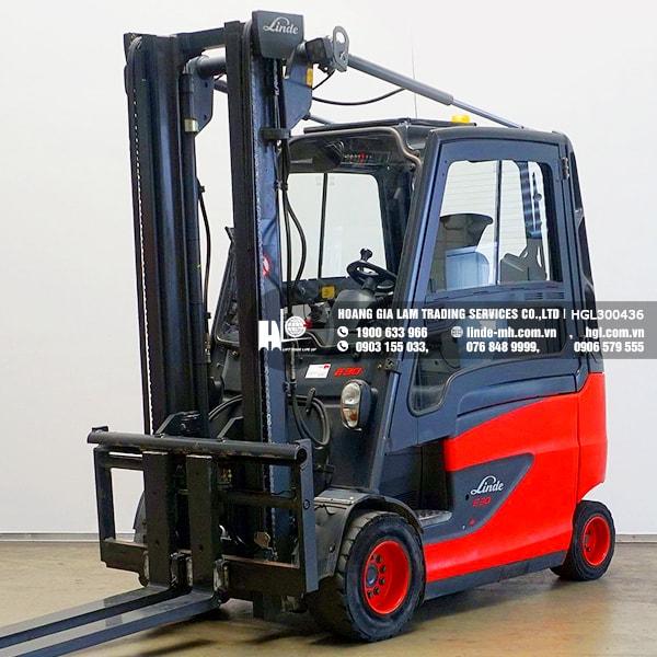 Xe nâng LINDE E30HL-01/600 (HGL300436)