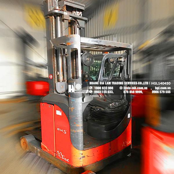 Xe nâng LINDE R14S-12 (HGL140450)