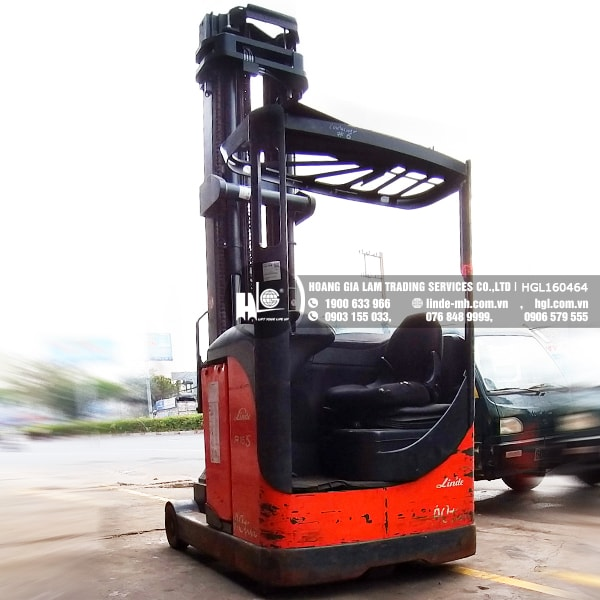 Xe nâng LINDE R16SHD-12 (HGL160464)