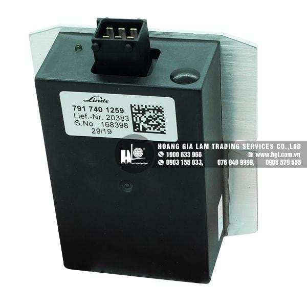Bộ nguồn xe nâng Linde R16-03 (Part#: 7917401259)