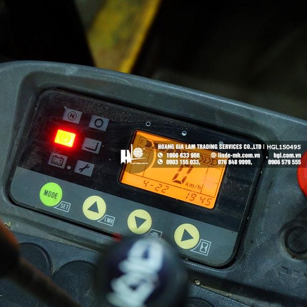 Xe nâng điện KOMATSU FB15RL-14 (HGL150495)