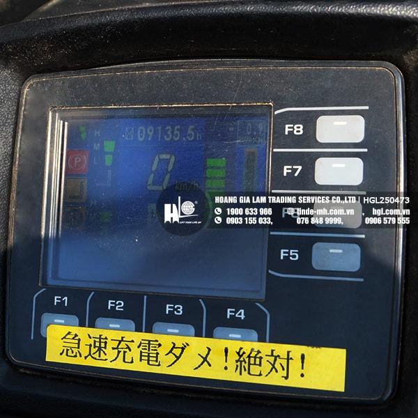 Xe nâng điện KOMATSU FE25-1 (HGL250473)