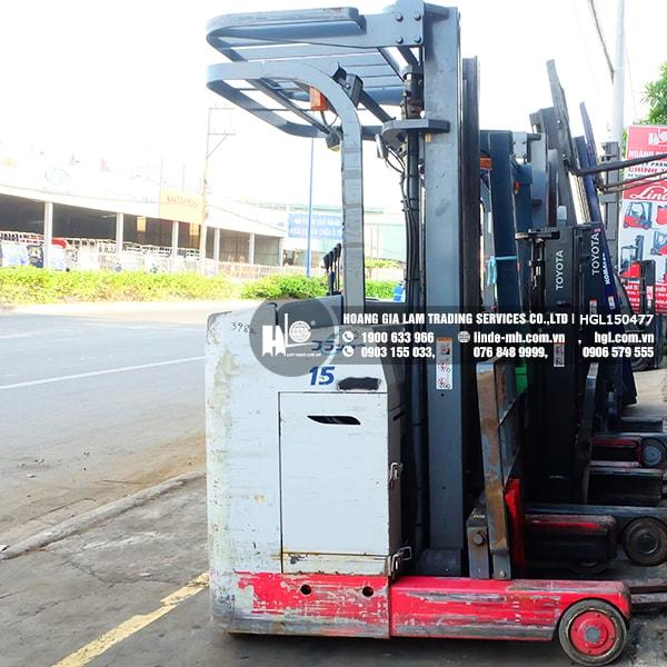 Xe nâng điện NICHIYU FBR15-H75B (HGL150477)