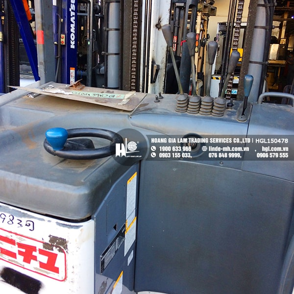 Xe nâng điện NICHIYU FBR15-H75B (HGL150478)
