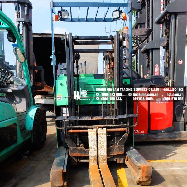 Xe nâng điện TOYOTA 7FBR14 (HGL140492)