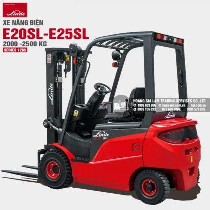Xe nâng Linde E20SL-E25SL (Series 1285)