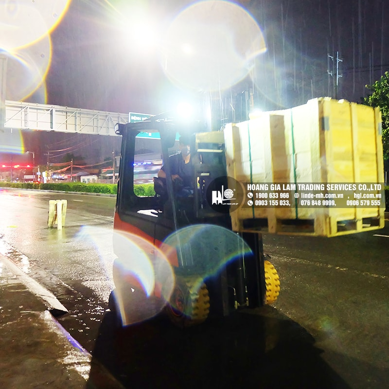 Hàng mới về 9.2020: Container bình điện xe nâng CEIL (CHLORIDE)