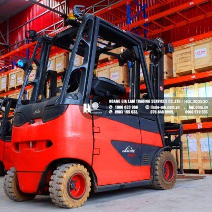 Xe nâng LINDE E30H-01/ 600 (HGL300530)