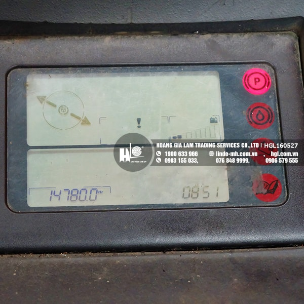 Xe nâng LINDE R16SHD-12 (HGL160527)