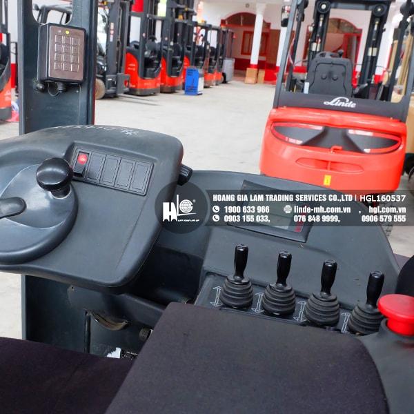 Xe nâng LINDE R16SHD-12 (HGL160537)
