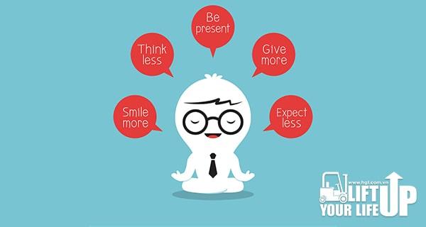 Thái độ quyết định tất cả: Tâm lý tích cực sẽ luôn mang đến tương lai tươi sáng