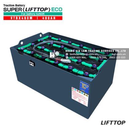 Bình điện xe nâng LIFTTOP 48V-400Ah VTDX400M