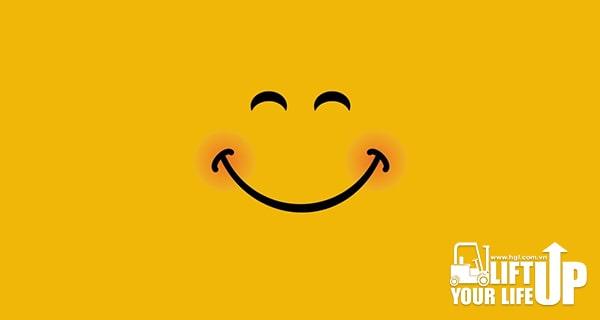 Có thể mỉm cười mỗi ngày cũng là một loại tài phú