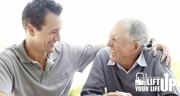 Trẻ và già… Tư duy khác nhau?
