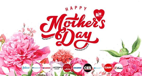 HGL chúc mừng Ngày của Mẹ 2021