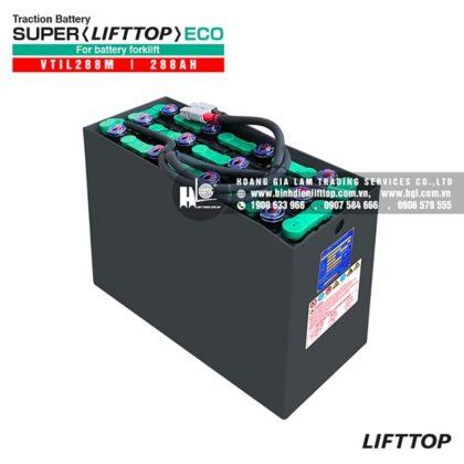 Bình điện xe nâng LIFTTOP 24V-288Ah VTIL288M