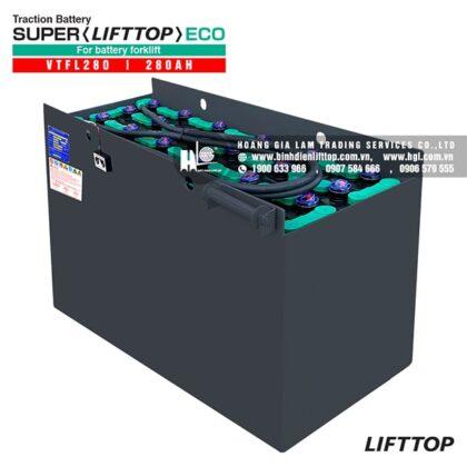 Bình điện xe nâng LIFTTOP 48V-280Ah VTFL280