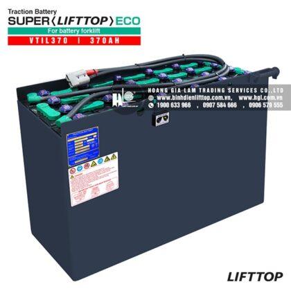 Bình điện xe nâng LIFTTOP 48V-370Ah VTIL370