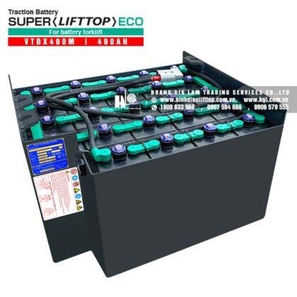 Bình điện xe nâng LIFTTOP 48V-400Ah VTDX400M (Toyota)