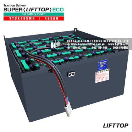 Bình điện xe nâng LIFTTOP 72V-485Ah VTDX485MH