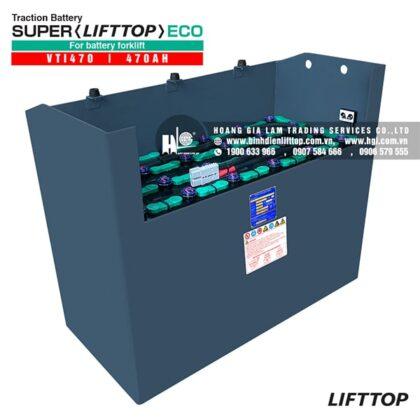 Bình điện xe nâng LIFTTOP 48V-470Ah VTI470