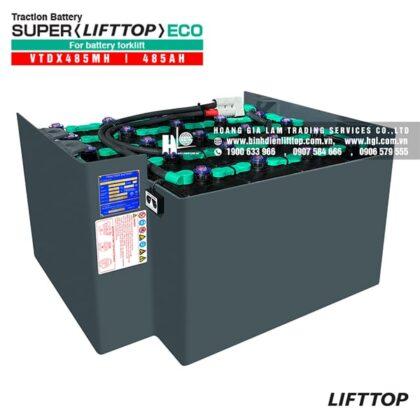 Bình điện xe nâng LIFTTOP 48V-485Ah VTDX485MH (Toyota)