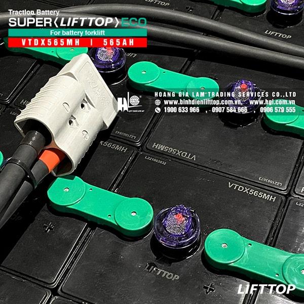 Bình điện xe nâng LIFTTOP 48V-565Ah VTDX565MH