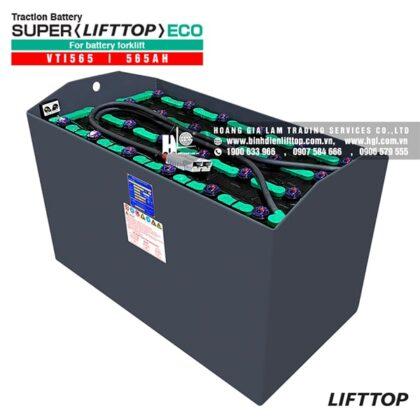 Bình điện xe nâng LIFTTOP 48V-565Ah VTI565