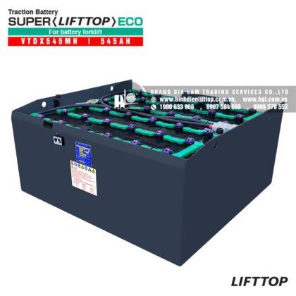 Bình điện xe nâng LIFTTOP 72V-545Ah VTDX545MH